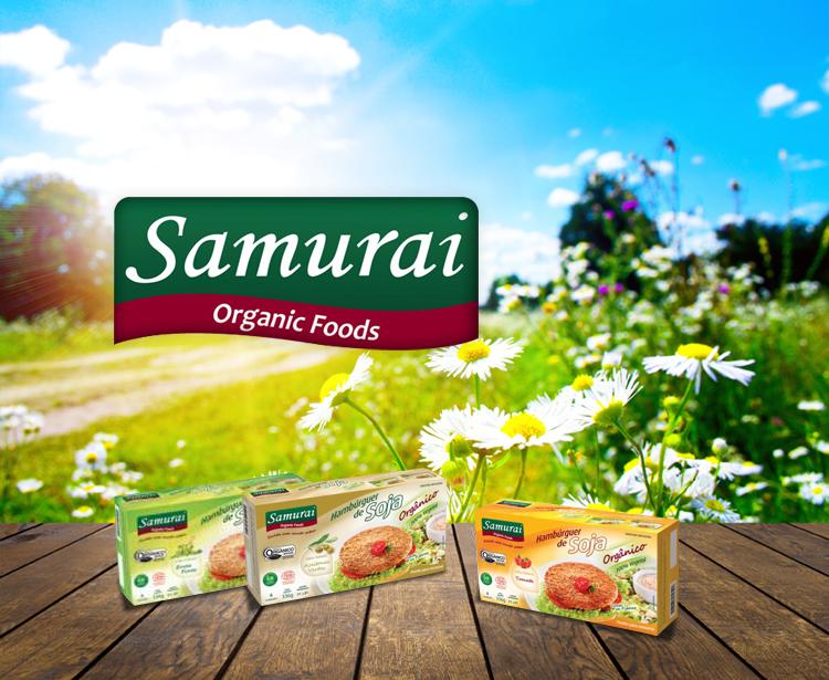Samurai Comida Organica