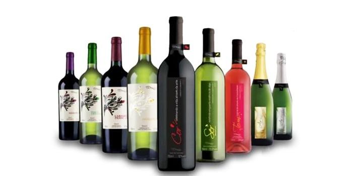 Espumantes e Vinhos Dunamis