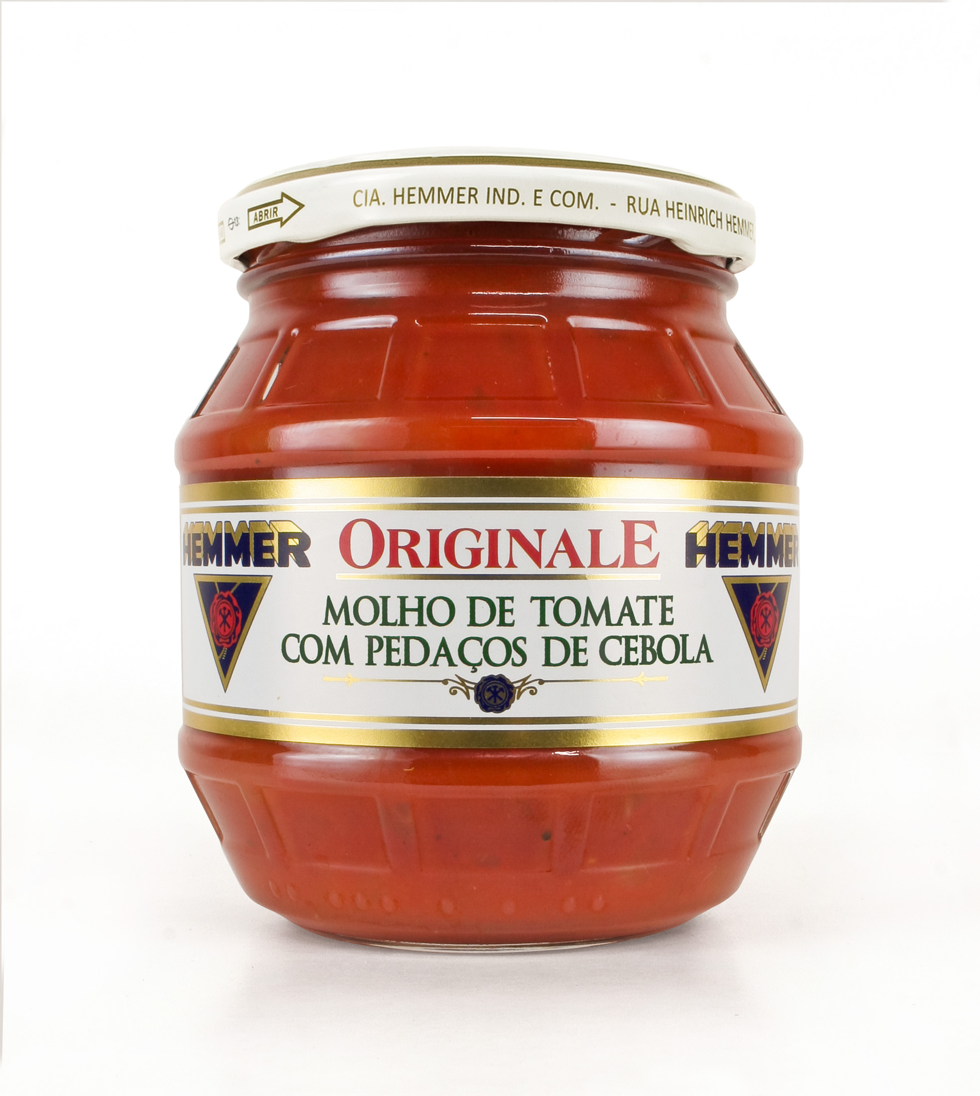 Molho de Tomate com Cebola